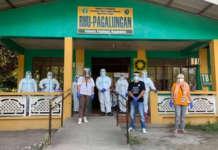 Pagalungan Maguindanao nurse COVID