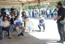 Taguig Mayor Lino people masks COVID