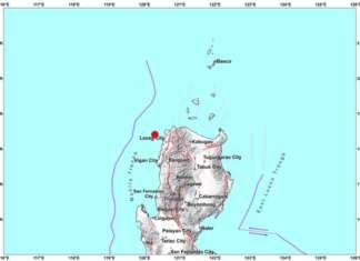 lindol sa Ilocos Norte