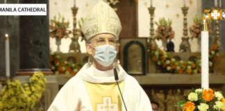 Archbishop charles brown papal nuncio