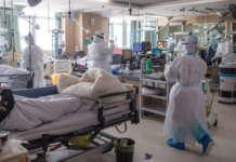 COVID Wuhan China virus hospital doctors