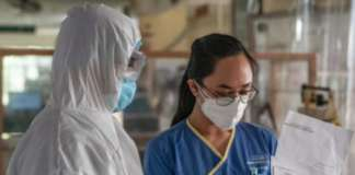 Healthworker Nurse Doctor COVID PH