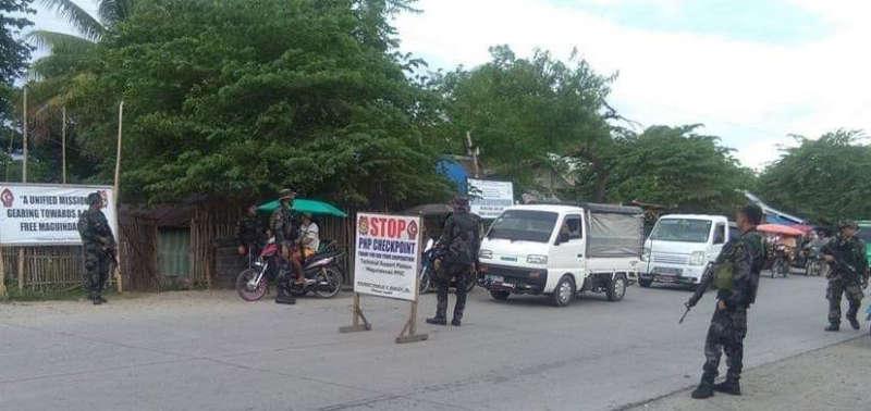 Lining Shariff Aguak Maguindanao