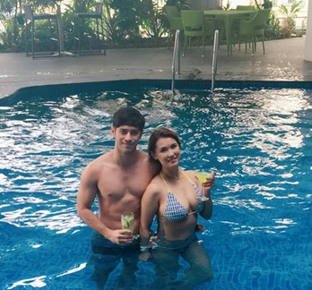 Maria Ozawa with Pinoy bf 2