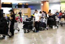 OFW Myanmar airport