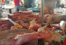 Pig pork market DA meat