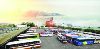 Bicol bus terminal
