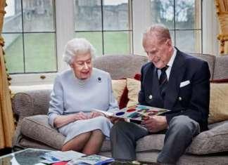 Elizabeth and Prince Philip