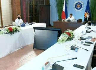 Galvez IATF Duterte PRRD
