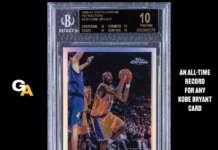 Kobe Bryant card