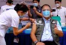 secretary galvez vaccination