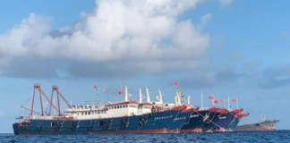 China WPS west ph sea reef
