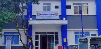 Liloan Cebu PNP station