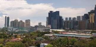 METRO MANILA BUILDINGS CITY