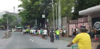 residents crowd pantry QC