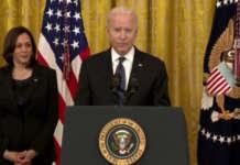 Biden harris anti asian hate crimes