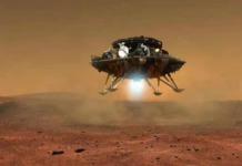 China Lander rover MARS