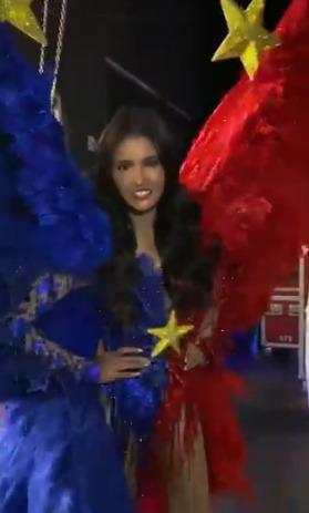 Miss U national costume Philippines