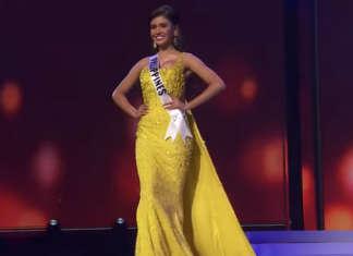 Rabiya Mateo gown Ms U