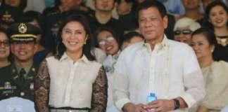 Robredo Duterte VPLeni Twitter