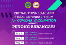 Virtual Town hall Butuan picture