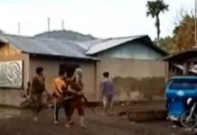 evacuees Datu Paglas