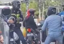 Cebu marshall VS motorist