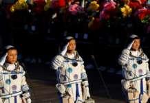 China Astronaut