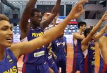 Pilipinas PH Gilas FIBA kouame
