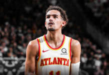 Trae Young hawks 1