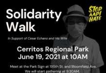 solidarty walk