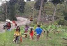 south cotabato evacuate tension