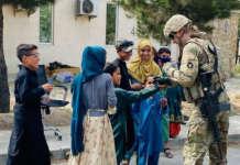 Kabul Afghanistan Taliban US