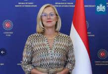 Dutch PM Sigrid Kaag