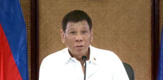Duterte rodrigo PRRD IATF 1