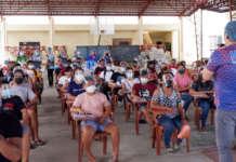 Ilocos sur crowd residents vax