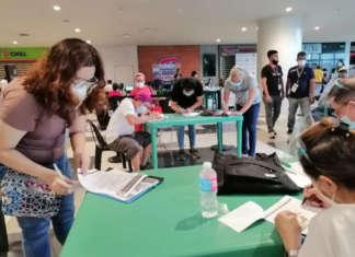 Voters registration Comelec vote Bombo