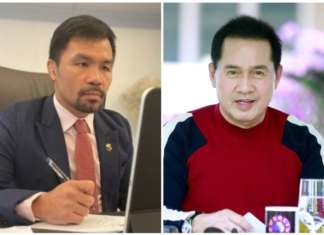 PACMAN AND QUIBOLOY