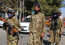 taliban soldiers afghans
