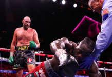 Fury vs Wilder WBC