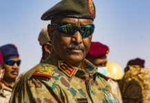 General Abdel Fattah al Burhan