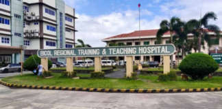 bicol hospital
