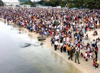 dolomite beach denr manila bay